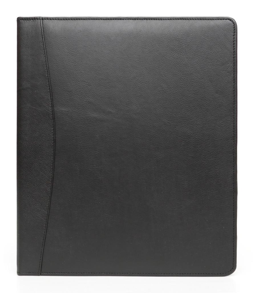Ashlin® DESIGNER | LEONE Executive Elegant 1 inch 3 ring Binder | Cowhide Napa | [P7207A-08]