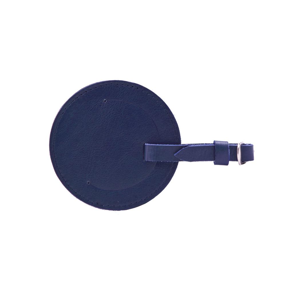 Ashlin® DESIGNER | TENZING Round luggage tag - 35 inch TAG88-08-06 BASE 3
