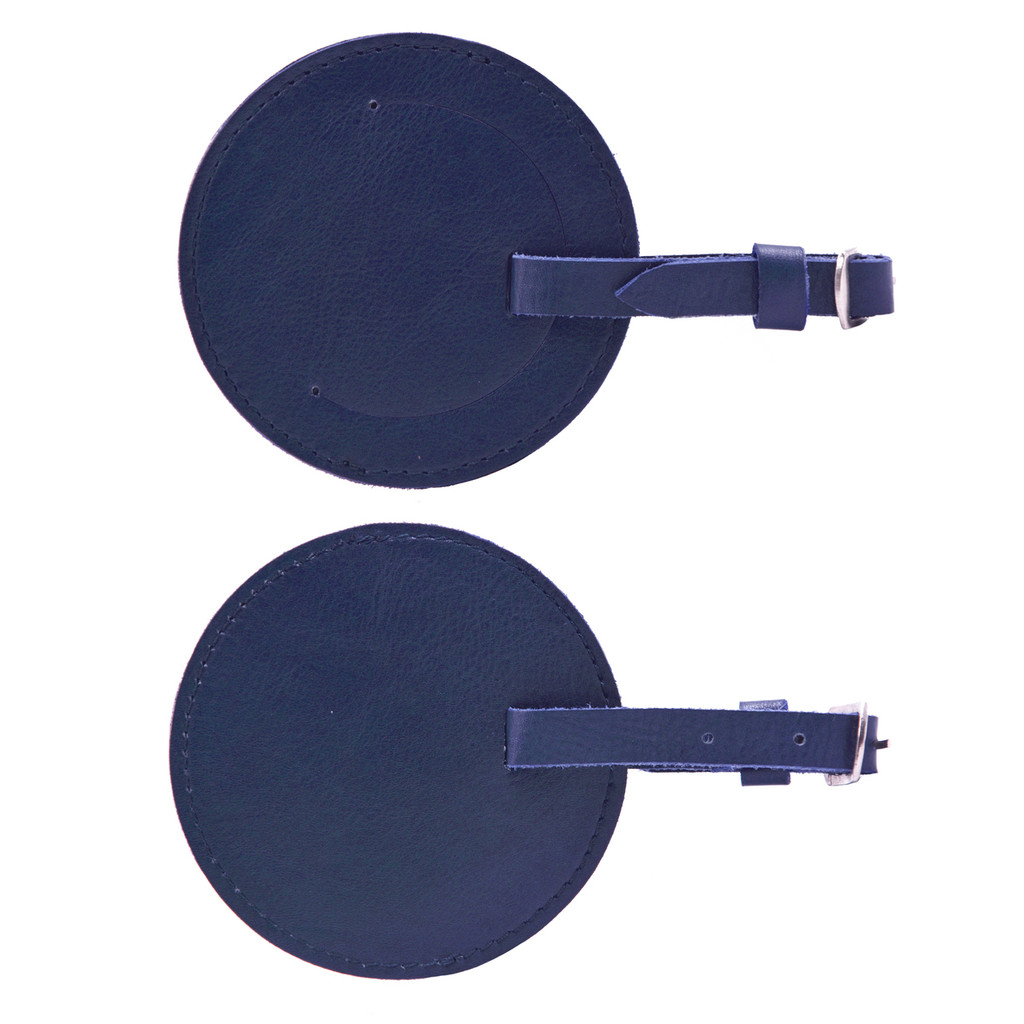 Ashlin® DESIGNER | TENZING Round luggage tag - 35 inch TAG88-08-06 BASE 1