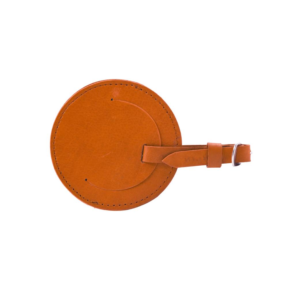 Ashlin® DESIGNER | TENZING Round luggage tag - 35 inch TAG88-18-08 BASE 1