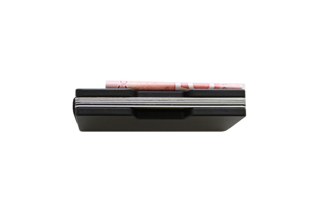 Ashlin® DESIGNER   VALLEY RFID case - Minimalist Sleek Design 7969-S-01 BASE 1