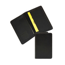 Ashlin® DESIGNER | BLAIKIE RFID Blocking Sleek Business Card Case | Tuscany cowhide | [RFID701-18]