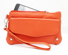 ASHLIN© Designer | Catarine Ladies' Wristlet Smart Phone Pouch [B9100-48]
