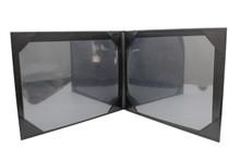 Ashlin® DESIGNER | RUSKIN Double Certficate Holder - Landscape CERTIF22-00-01 BASE 2