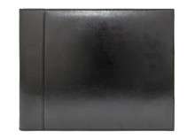 Ashlin® DESIGNER | RUSKIN Double Certficate Holder - Landscape | Vegan Leather | [CERTIF22-00]