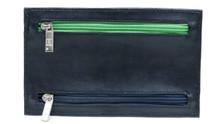 Ashlin® DESIGNER | COLORADO 4 Zippered Currency Wallet 751-07-01 BASE 1