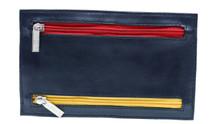 Ashlin® DESIGNER | COLORADO 4 Zippered Currency Wallet 751-07-01 BASE 0