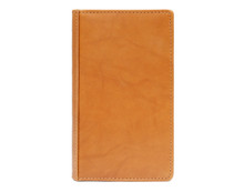 Ashlin® DESIGNER | ALDRICH Double chequebook cover | Tuscany cowhide | [7714-18]