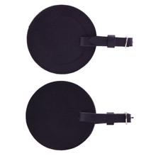 Ashlin® DESIGNER | TENZING Round luggage tag - 35 inch TAG88-18-01