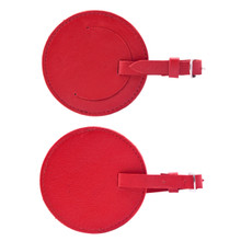 Ashlin® DESIGNER   TENZING Round luggage tag - 35 inch TAG88-48-47 BASE 0
