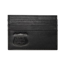 Ashlin® DESIGNER | LORELLO RFID Blocking Card Caddy | Tuscany cowhide | [RFID7052-18]