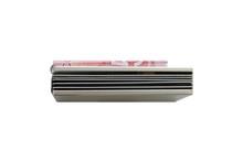 Ashlin® DESIGNER   VALLEY RFID case - Minimalist Sleek Design 7969-S-SILV BASE 2