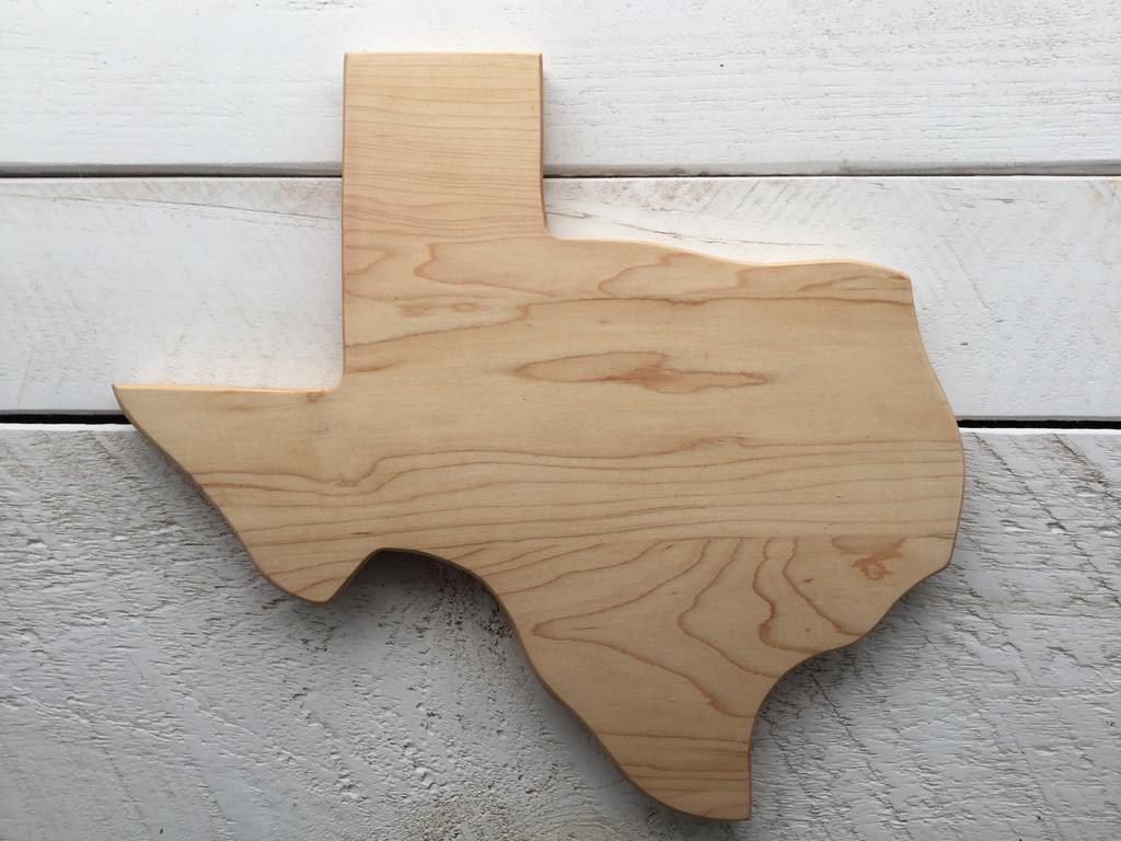"18"" Texas Serving Board"