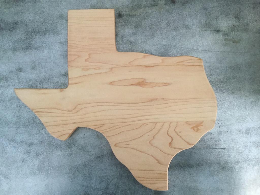 "16"" Texas Serving Board"