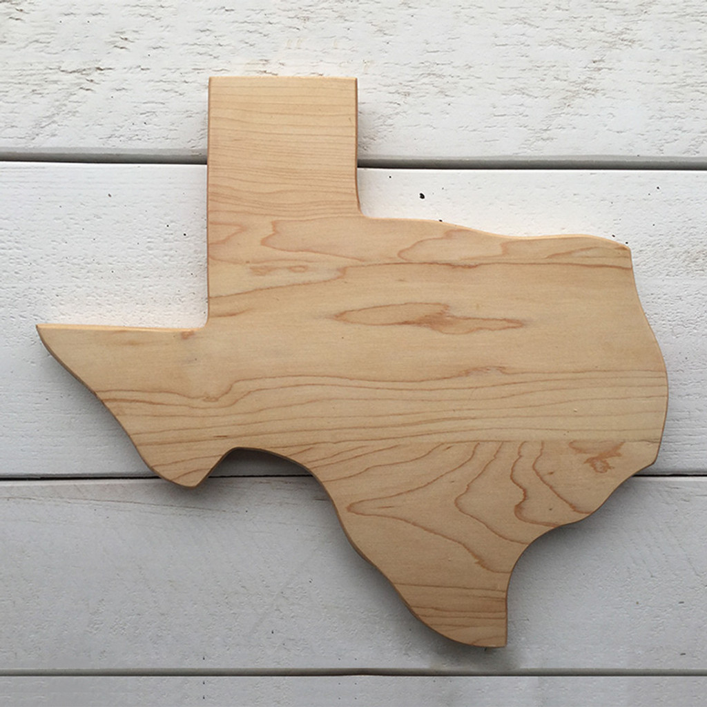 "14"" Texas Serving Board"