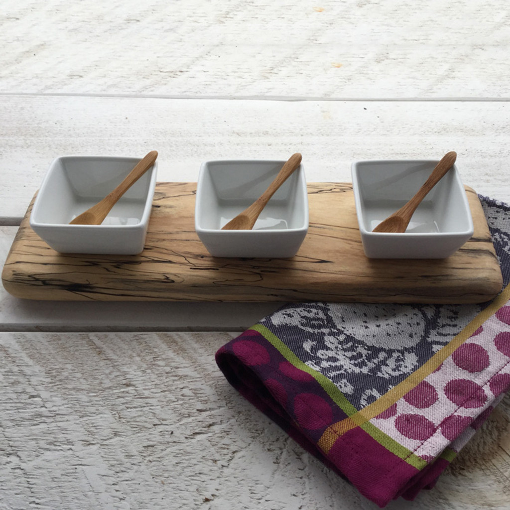 Small Dip Tray - Sweet Gum