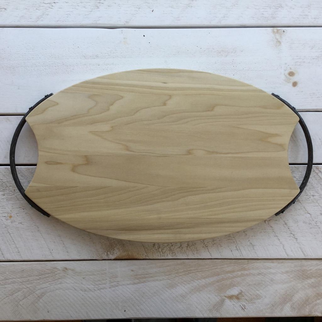 Large Maple Tray