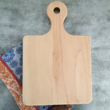 "8"" Serving Board with Round Handle"