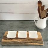 Large Dip Tray - Sweet Gum