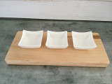 Large Dip Tray - Maple
