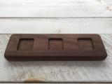 Small Dip Tray - Walnut