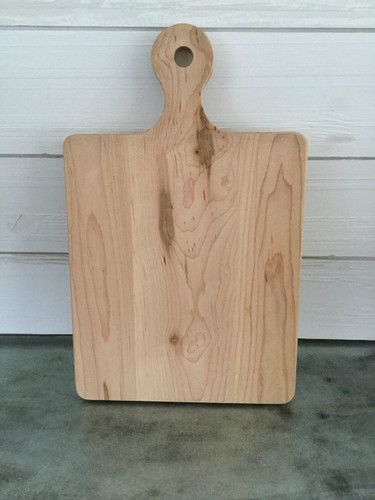 """10"""" Serving Board with Round Handle"""