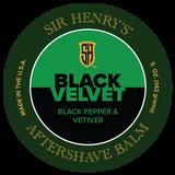 Black Velvet Aftershave Balm