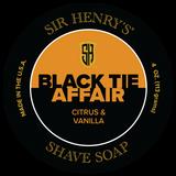 Black Tie Affair Shave Soap