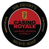 Casino Royale Shave Soap