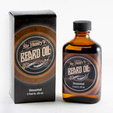 Beard & Pre-Shave Oil - Unscented