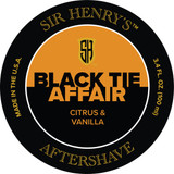 Black Tie Affair Aftershave Splash
