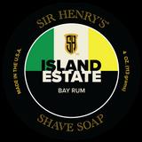 Island Estate Shaving Soap