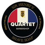 Quartet Shaving Soap