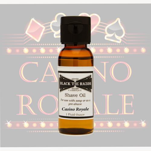 Shave Oil - Casino Royale