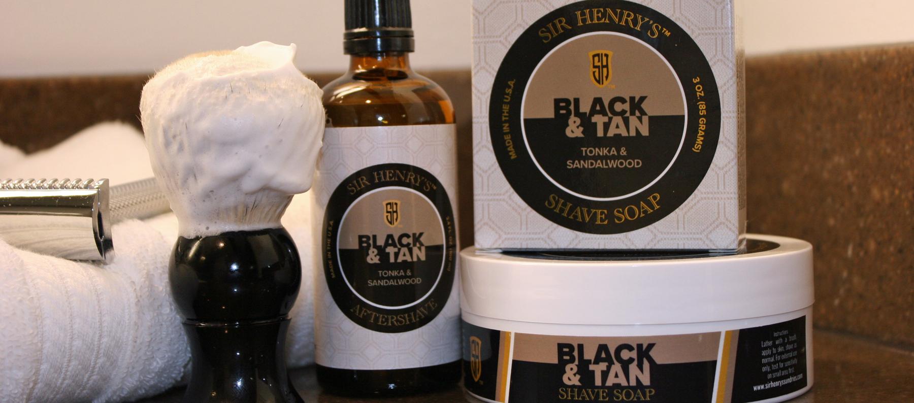 Sir Henry's Black & Tan