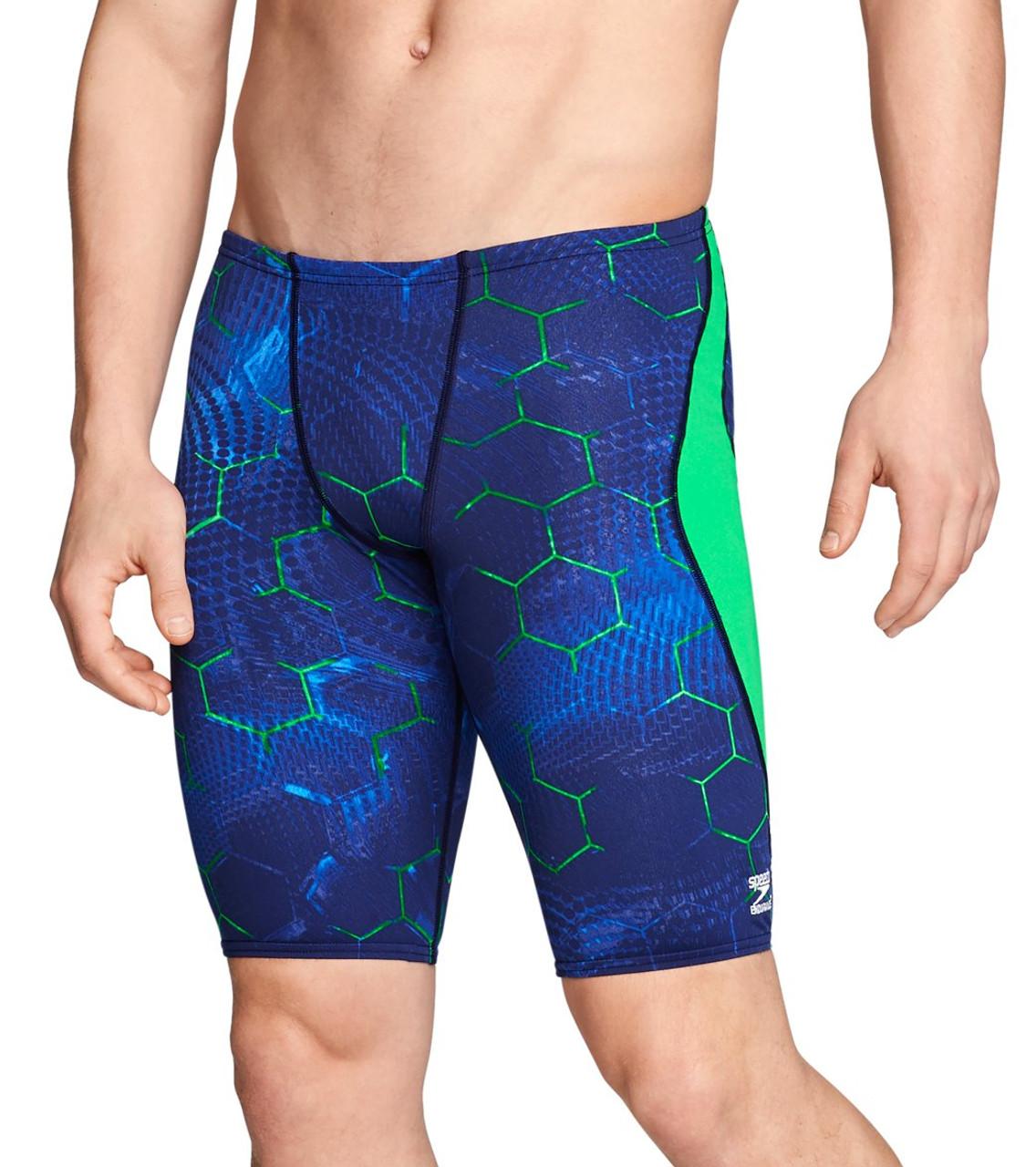 Speedo Mens Swimsuit Jammer Endurance The Fast Way