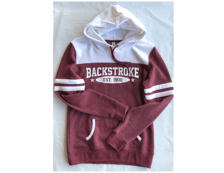 Backstroke 2-Tone Sweatshirt