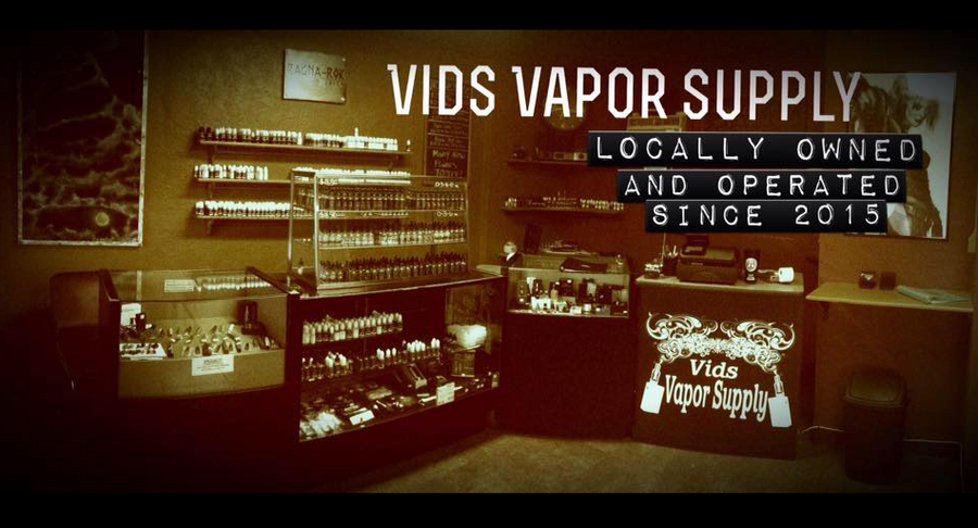 Vid's Vapor Supply