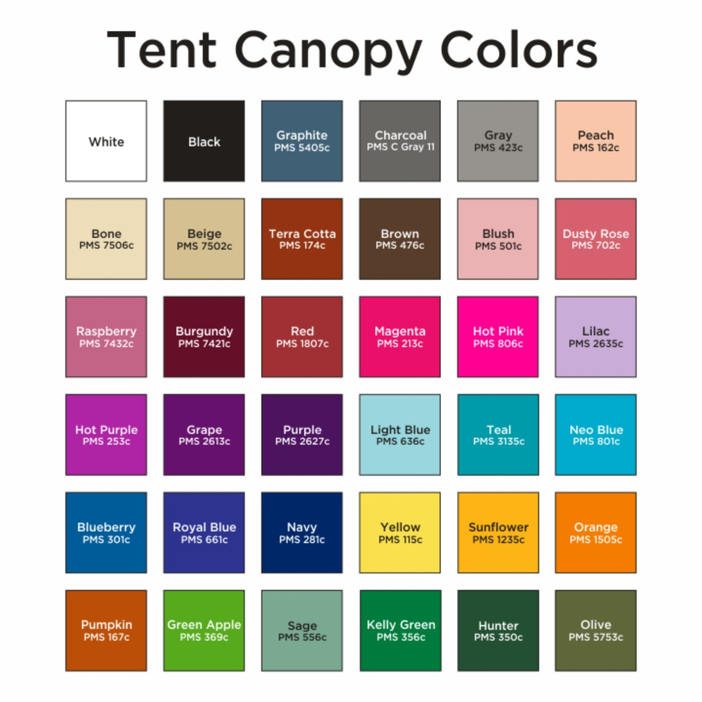 Custom Logo Printed Event Tent
