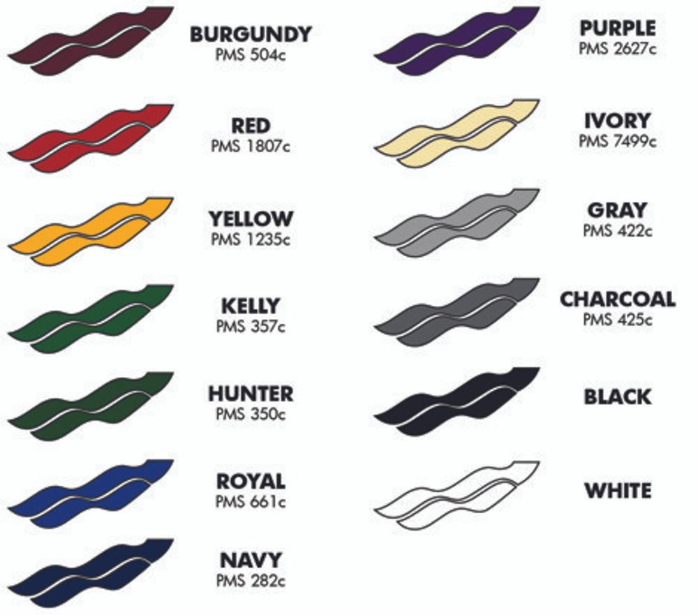 Tablecloth Colors