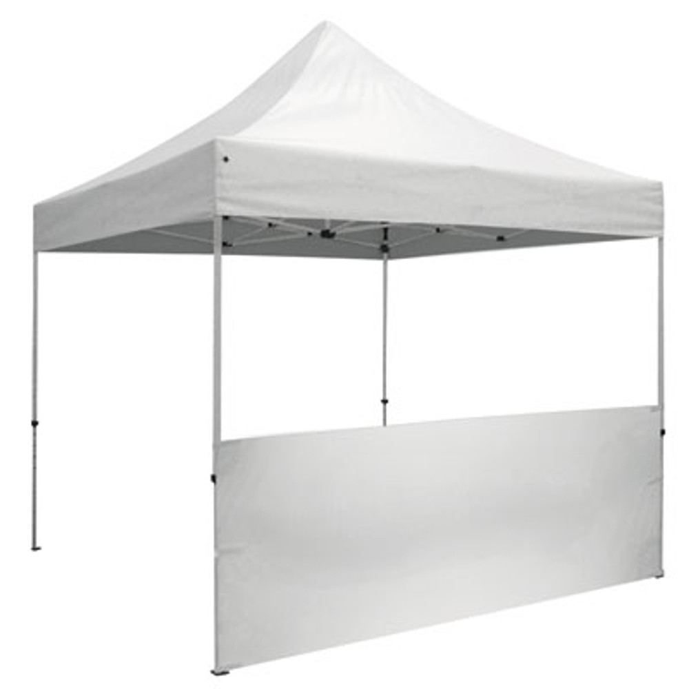 Hand and Stone White Half Tent Wall