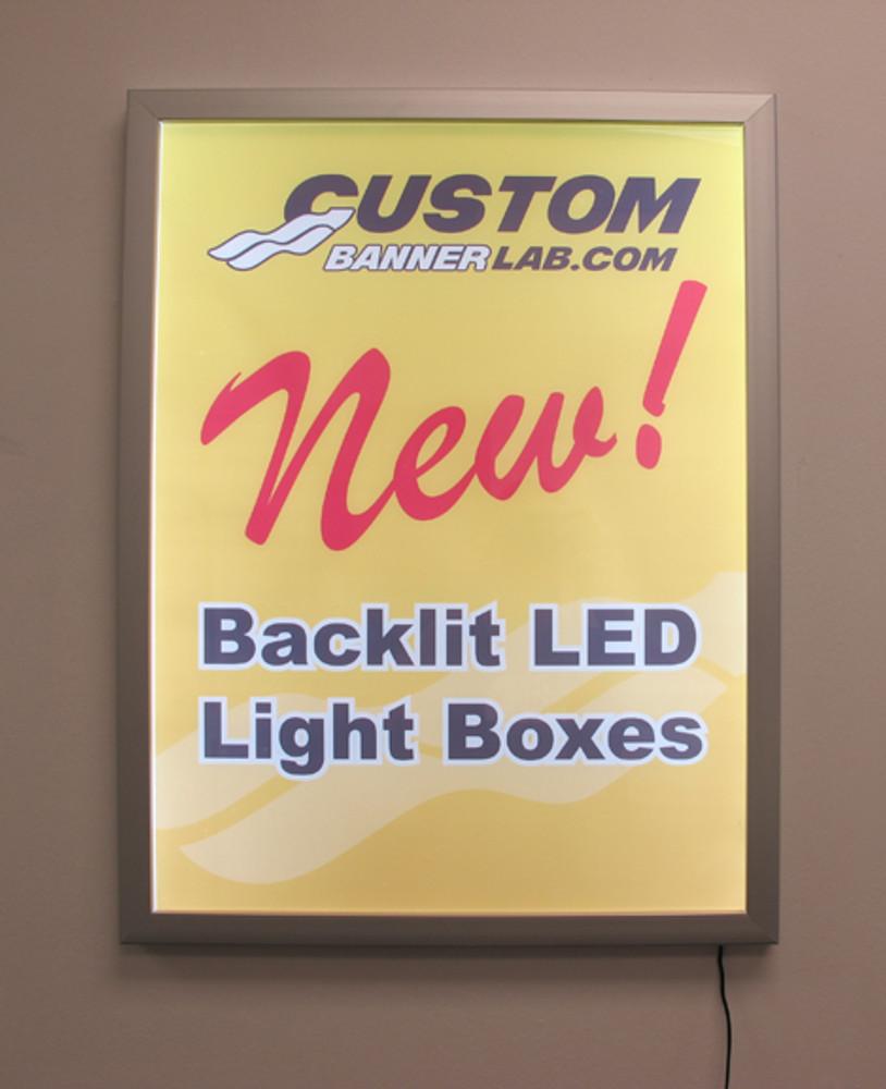 BLANK 24 x 36 LED Light Box