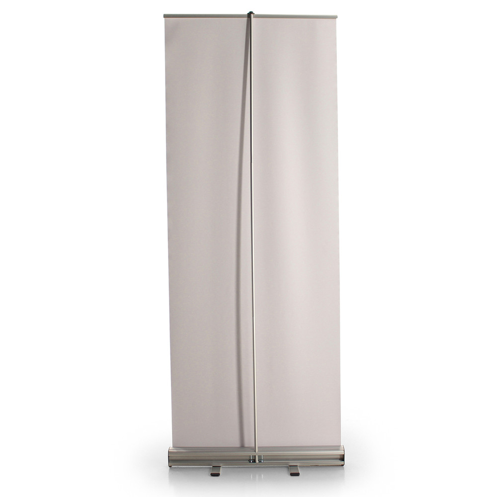 Economy Value Pull Up Retractable Banner Display 31 Inch