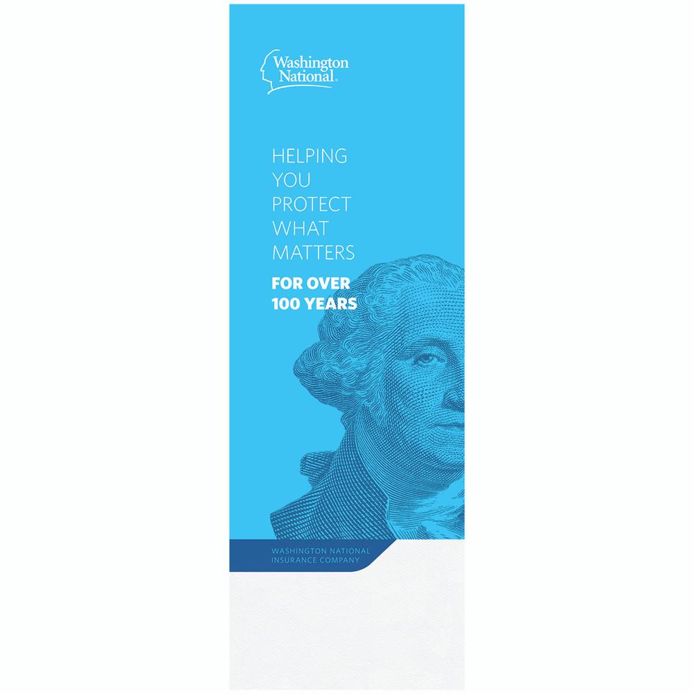 Washington National Brand Bannerstand