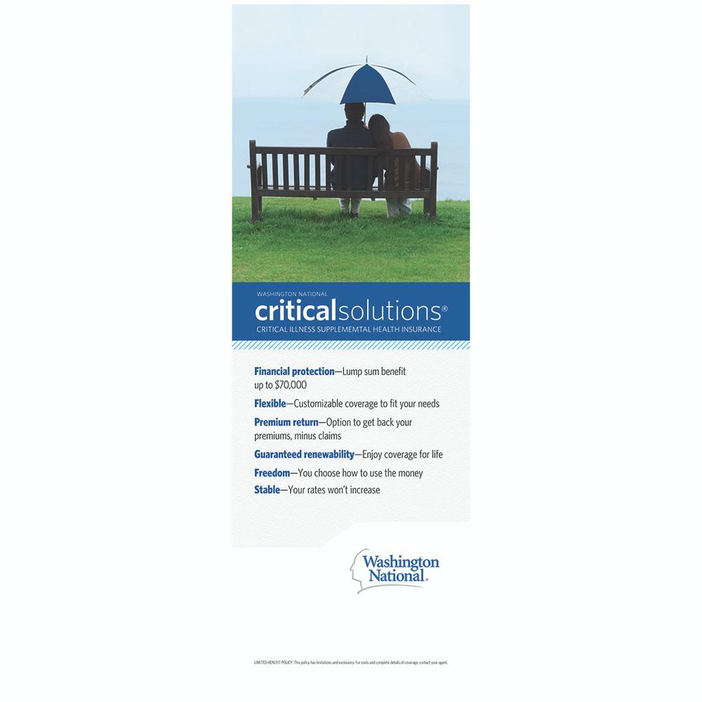 Critical Solutions Bannerstand