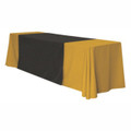 """57"""" Wide Runner (shown on 8-Foot wide tablecloth)"""