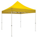 Hand and Stone Peak Printed 10x10 Pop Up Event Tent