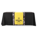 """28"""" Wide Runner (shown on 6-Foot wide tablecloth)"""