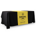 "28"" Wide Runner (shown on 6-Foot wide tablecloth)"