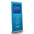 Technology Tools Retractable Bannerstand
